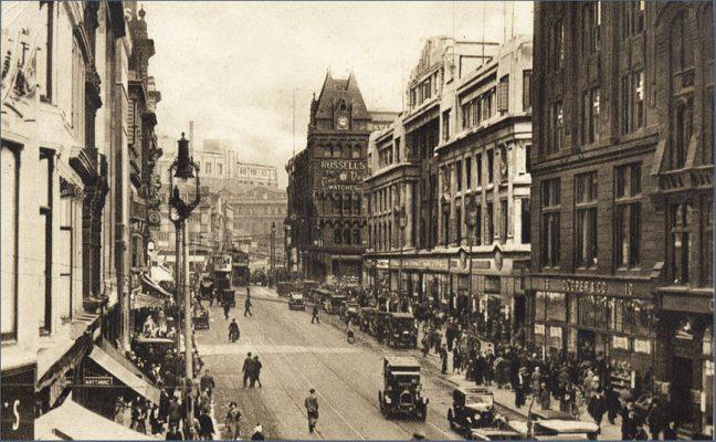 Church Street, Liverpool 1940