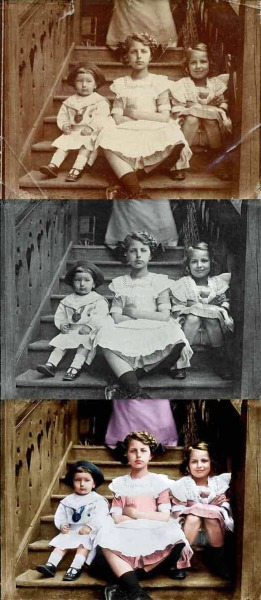 Photo-Resturation