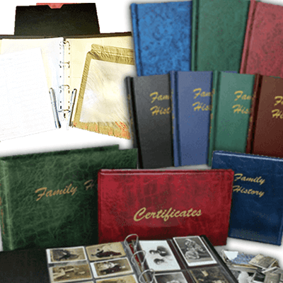 Binders and Documents