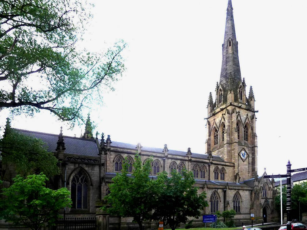 Saint John Church, Preston