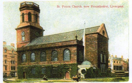St Peter, Liverpool
